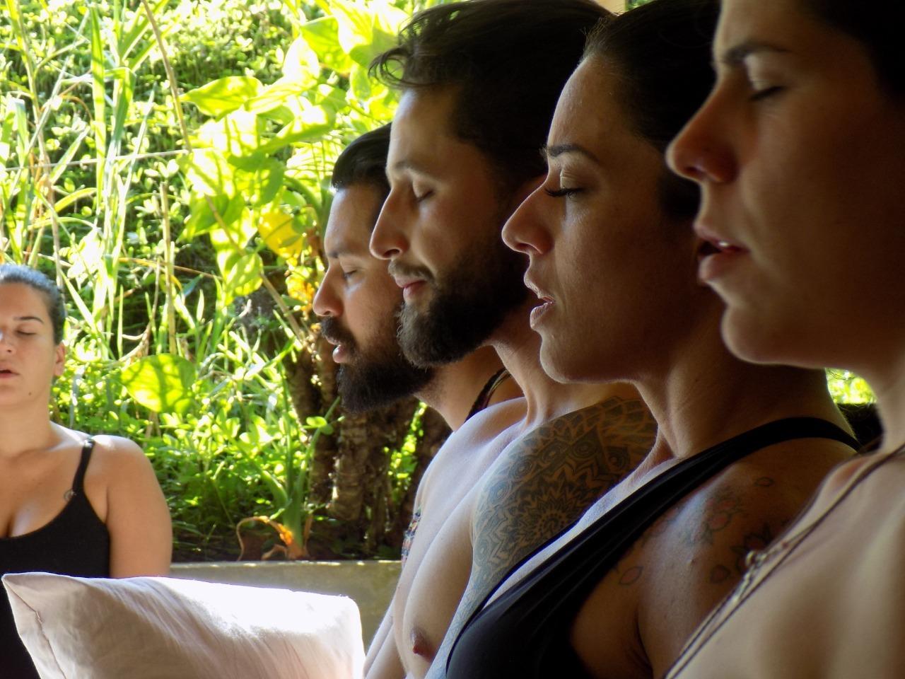 Curso Massagem Tantrica em Grupo